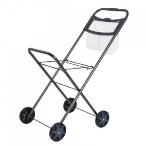 Laundry TrolleyPlus Astroid Pearl