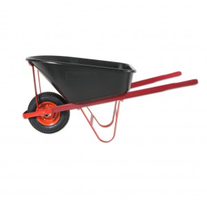 Tradesman Poly Wheelbarrow 120L